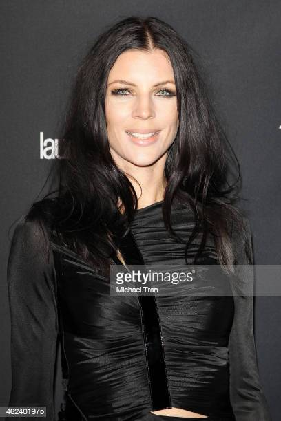 Liberty Ross arrives at The Weinstein Company and NetFlix 2014 Golden Globe Awards after party held on January 12 2014 in Beverly Hills California