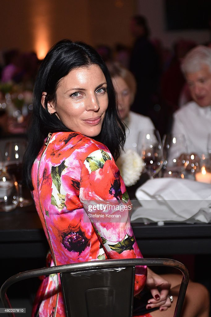 Liberty Ross attends Hammer Museum's 'Gala in the Garden' Sponsored by Bottega Veneta at Hammer Museum on October 10, 2015 in Westwood, California.