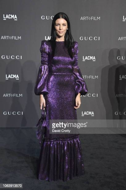 Liberty Ross attends LACMA Art Film Gala 2018 at Los Angeles County Museum of Art on November 3 2018 in Los Angeles CA