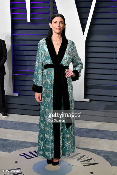Liberty Ross attends the 2019 Vanity Fair Oscar Party hosted by Radhika Jones at Wallis Annenberg Center for the Performing Arts on February 24 2019...