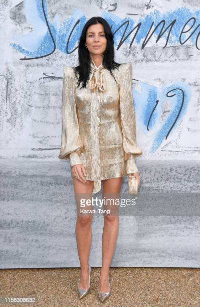 Liberty Ross attends The Summer Party 2019 Presented By Serpentine Galleries And Chanel at The Serpentine Gallery on June 25 2019 in London England