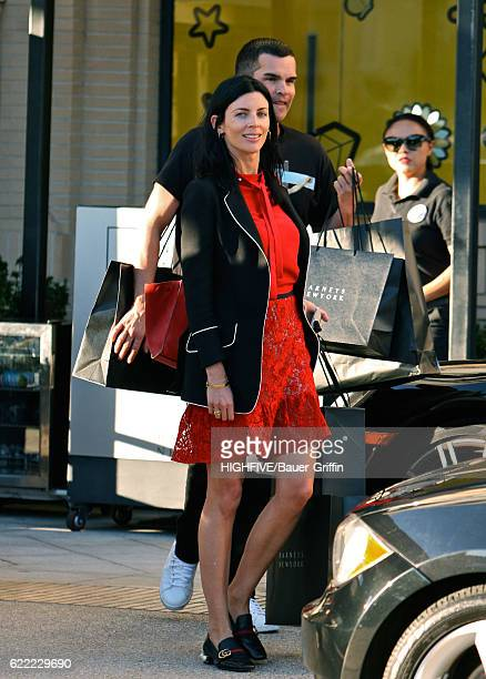 Liberty Ross is seen on November 10 2016 in Los Angeles California