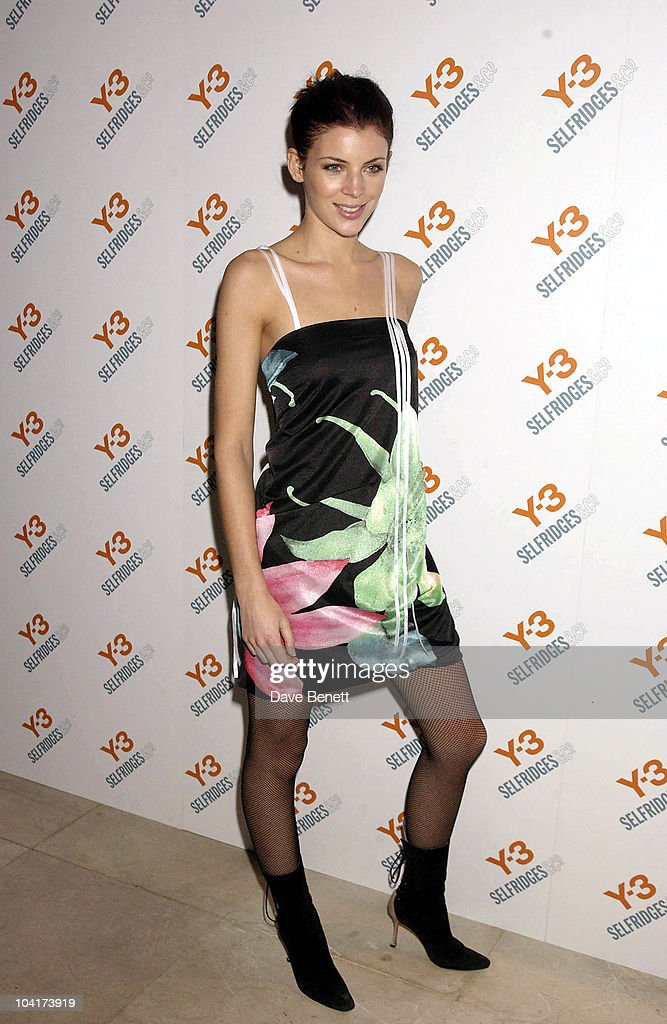 Liberty Ross, Y3 Yamamoto Party At Sketch, London
