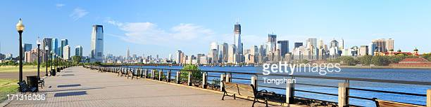 liberty state park - new jersey stock pictures, royalty-free photos & images