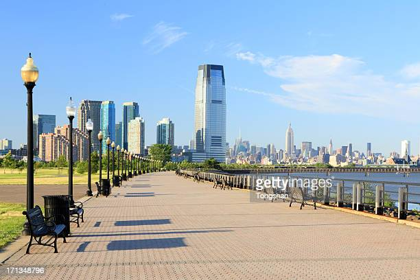 liberty state park - jersey city stock pictures, royalty-free photos & images