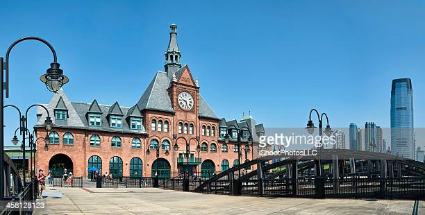 NJ Parque Liberty State