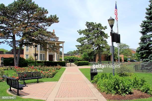 libertyville, illinois - illinois stock pictures, royalty-free photos & images