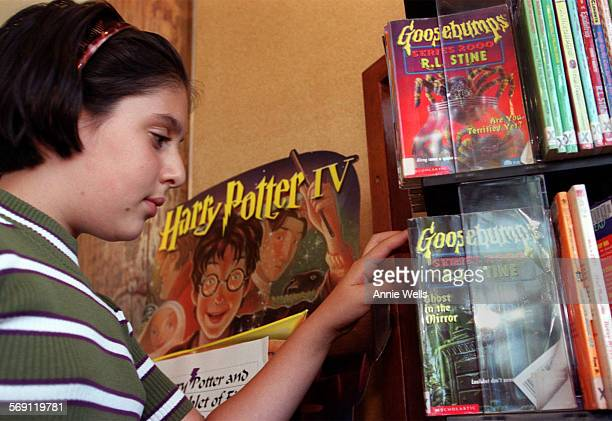 Libraries report that more kids are readign theses days do the the Harry Potter craze Pictures of children at the Los Feliz Branch of the LA Public...