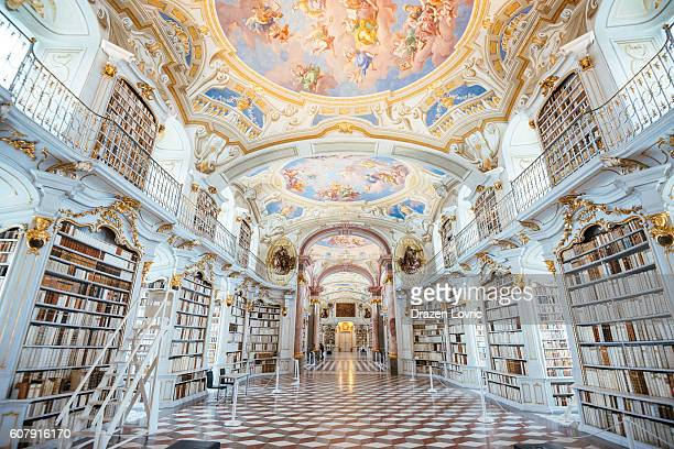Library Admont Abbey, Austria