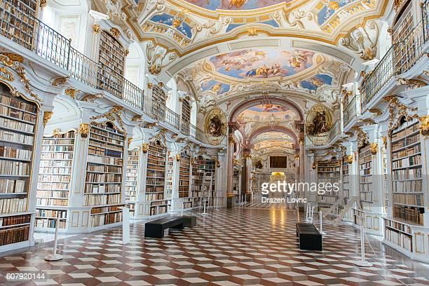 Library Admont Abbey, Austria