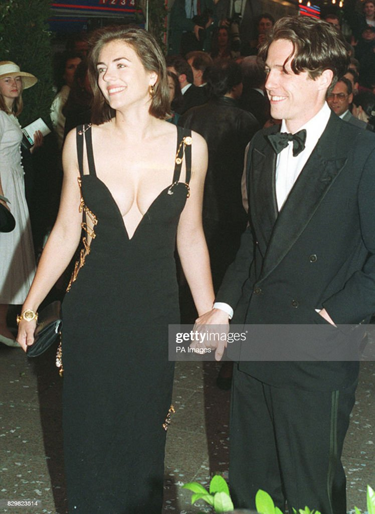 Four Weddings and a Funeral premiere - London : News Photo