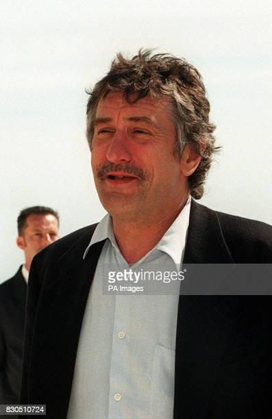 Library file picture dated 12/5/97 of Hollywood superstar Robert de Niro who is set to move into a 325m London pentouse in London's Docklands it was...