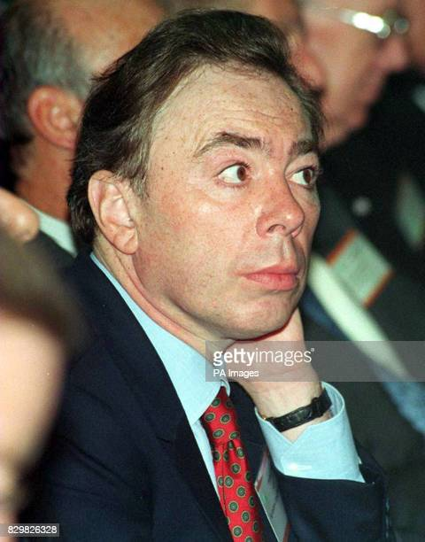 Library filer dated 16/9/94 of composer Sir Andrew Lloyd Webber who was tonight receiving treatment for a condition affecting his oesophagus The...