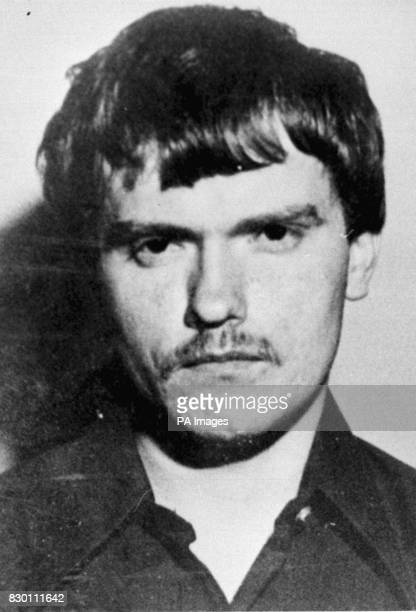 PA Library Photo dated October 1987 of Danny McNamee from South Armagh who was convicted of the 1982 Hyde Park bombing which killed four members of...