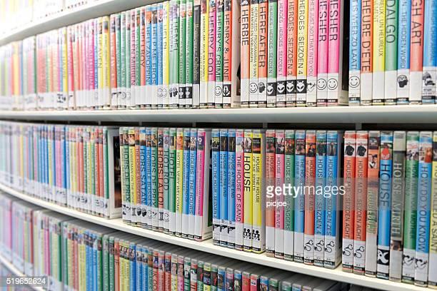 DVD-Bibliothek