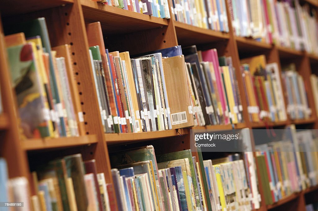Library : Stock Photo