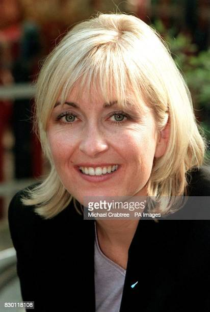 Libray filer dated 24/9/98 of GMTV presenter Fiona Phillips who has revealed Tuesday January 5 1999 that she is pregnant Fiona and husband Martin...