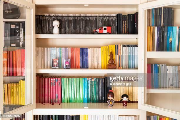 libreria di casa - cultures stock pictures, royalty-free photos & images
