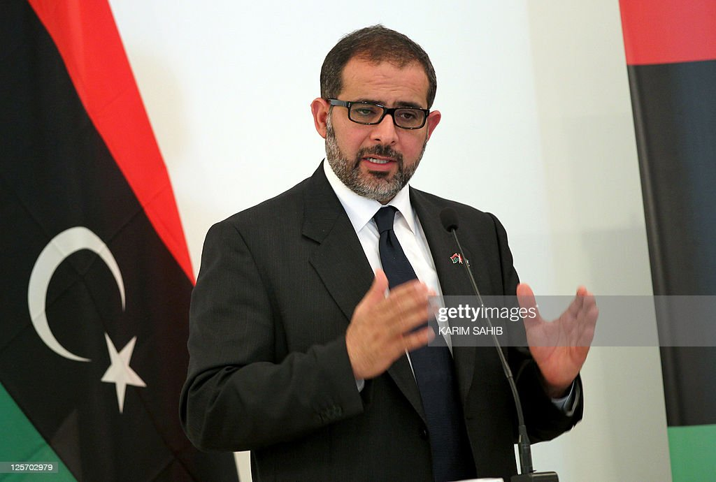 Libyan ambassador to the United Arab Emi : News Photo