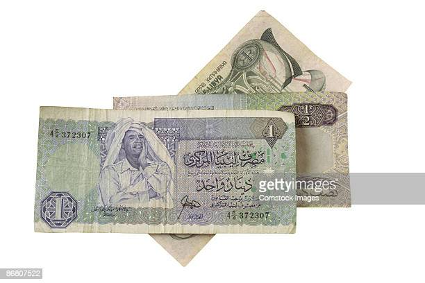 Libyan currency