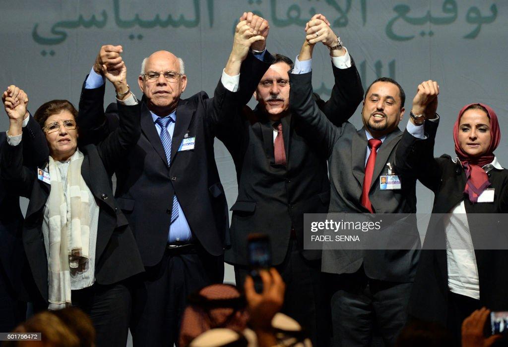 MOROCCO-LIBYA-CONFLICT-UN-PEACE : News Photo