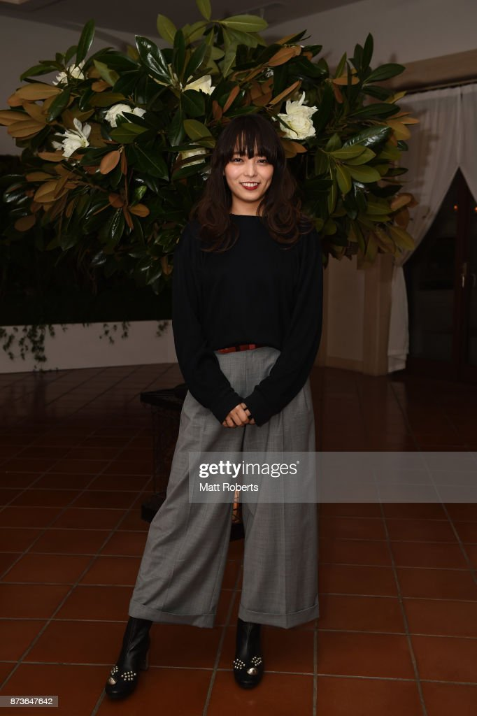 Licaxxx attends the Michael Kors And Vogue Japan Celebrate Kate Hudson's Work With Watch Hunger Stop In Support Of The World Food Programme on November 13, 2017 in Tokyo, Japan.