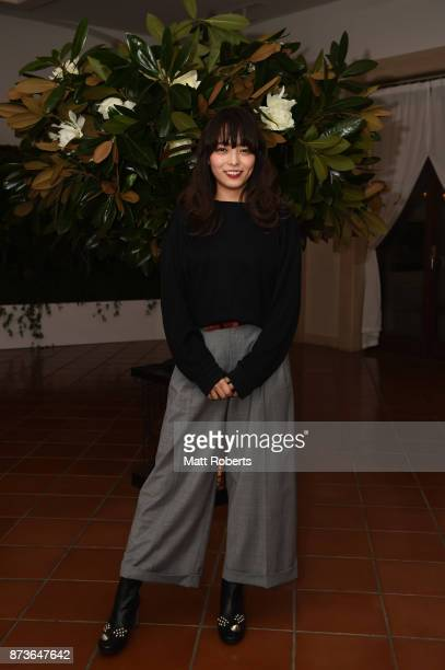 Licaxxx attends the Michael Kors And Vogue Japan Celebrate Kate Hudson's Work With Watch Hunger Stop In Support Of The World Food Programme on...