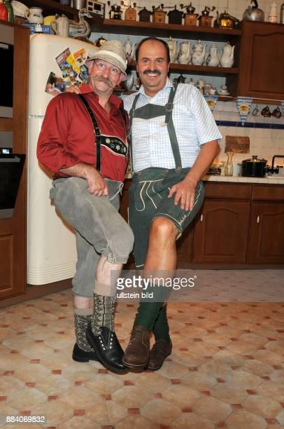 Lichter Horst Chef Germany mit Johann Lafer during TVShow 'Lafer Lichter Lecker'