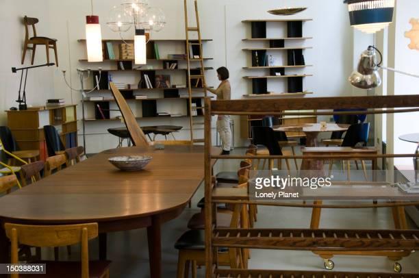 Lichterloh furniture shop.