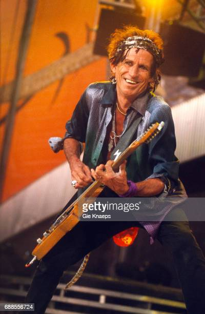 Licks World Tour The Rolling Stones Feyenoord Stadion Rotterdam Holland