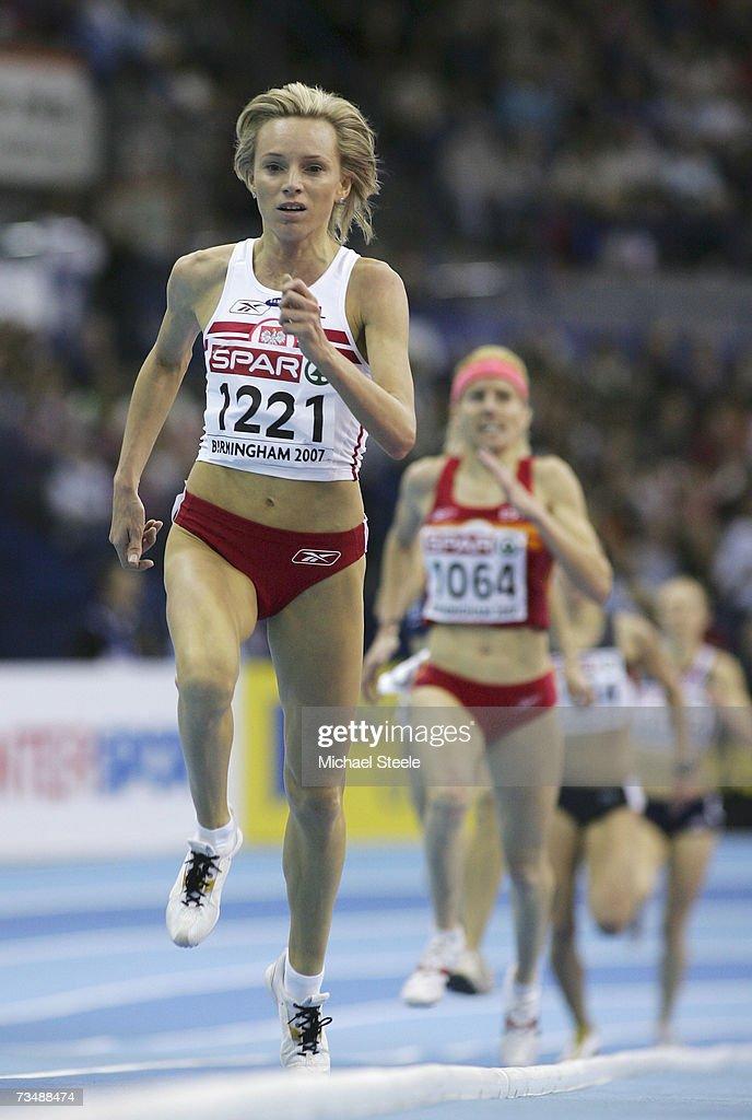 European Athletics Indoor Championship : News Photo