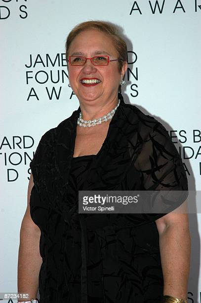 Lidia Matticchio Bastianich attends the 2009 James Beard Foundation Awards Ceremony and Gala at Avery Fisher Hall at Lincoln Center for the...