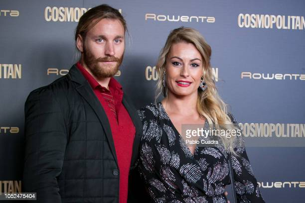 Lidia Valentin attends the Cosmopolitan Awards 2018 at Florida Park on October 18 2018 in Madrid Spain