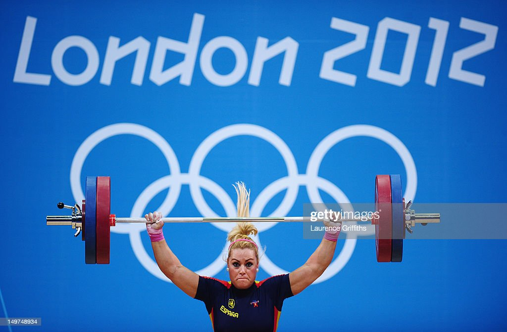 Olympics Day 7 - Weightlifting : News Photo