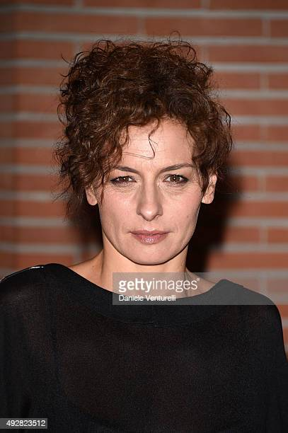 Lidia Vitale attends a photocall for 'Era D'Estate' during the 10th Rome Film Fest at Auditorium Parco Della Musica on October 15, 2015 in Rome,...