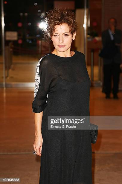 Lidia Vitale attends a photocall for 'Era D'Estate' during the 10th Rome Film Fest on October 15 2015 in Rome Italy