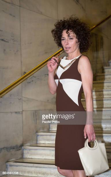 Lidia Vitale attends a photocall for 'The Startup'
