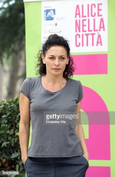Lidia Vitale attends Alice Nella Citta' 2017 Presentation on October 6 2017 in Rome Italy
