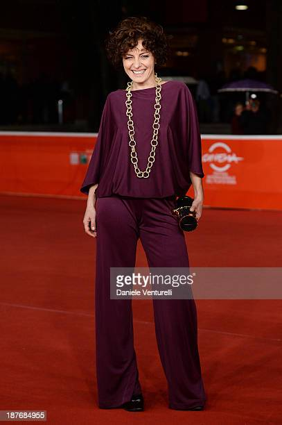 Lidia Vitale attends 'La Santa' Premiere And 'Fear Of Falling' Premiere during The 8th Rome Film Festival on November 11 2013 in Rome Italy
