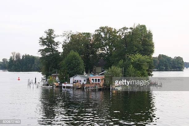 liebesinsel - spandau stock pictures, royalty-free photos & images