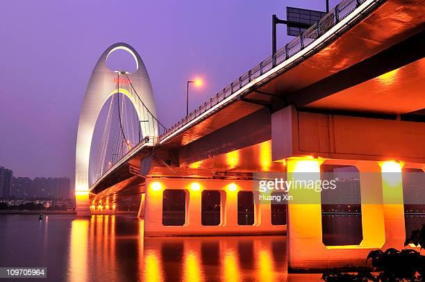 Liede Bridge, Guangzhou, China