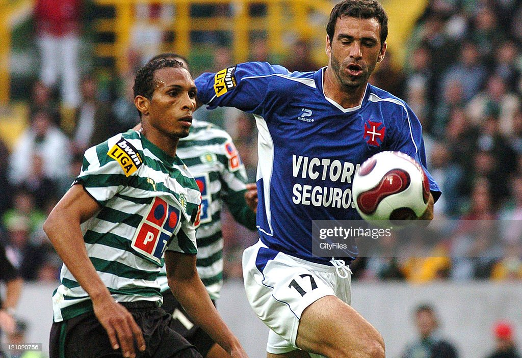 Portuguese League - Sporting vs Belenenses - May 20, 2007 : ニュース写真