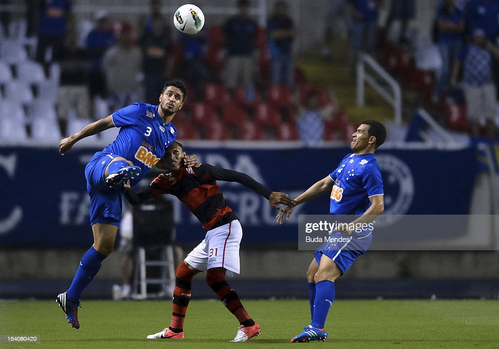 Flamengo v Cruzeiro - Brazilian Serie A : ニュース写真