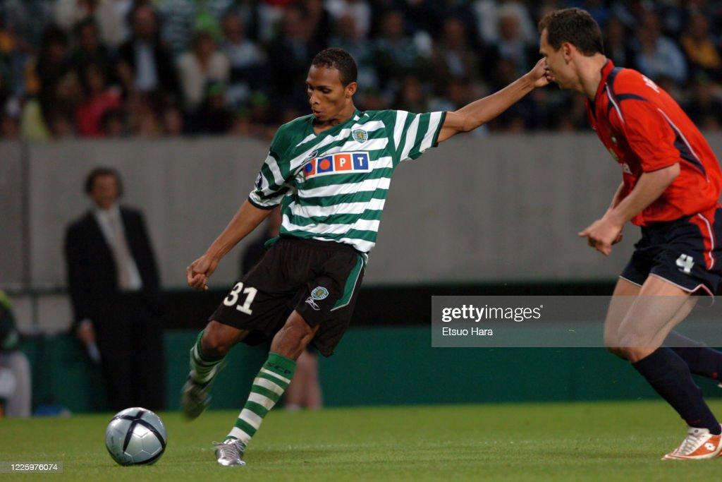 Sporting Lisbon v CSKA Moscow - UEFA Cup Final : ニュース写真
