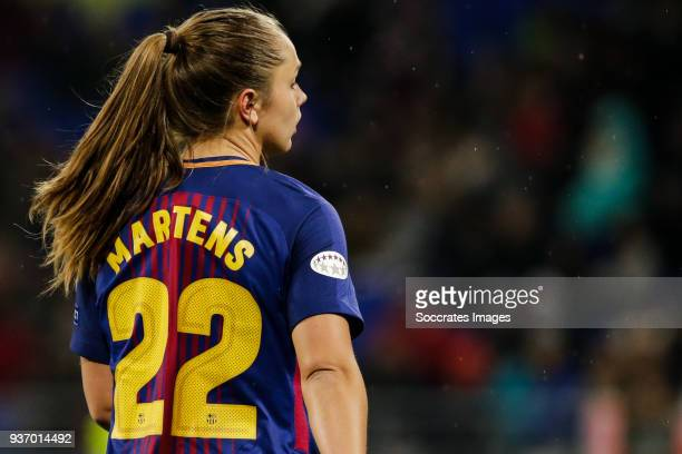 f221739ee Lieke Martens of FC Barcelona Women during the match between Olympique Lyon  Women v FC Barcelona