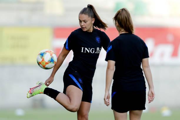 CYP: Netherlands Women Training Session