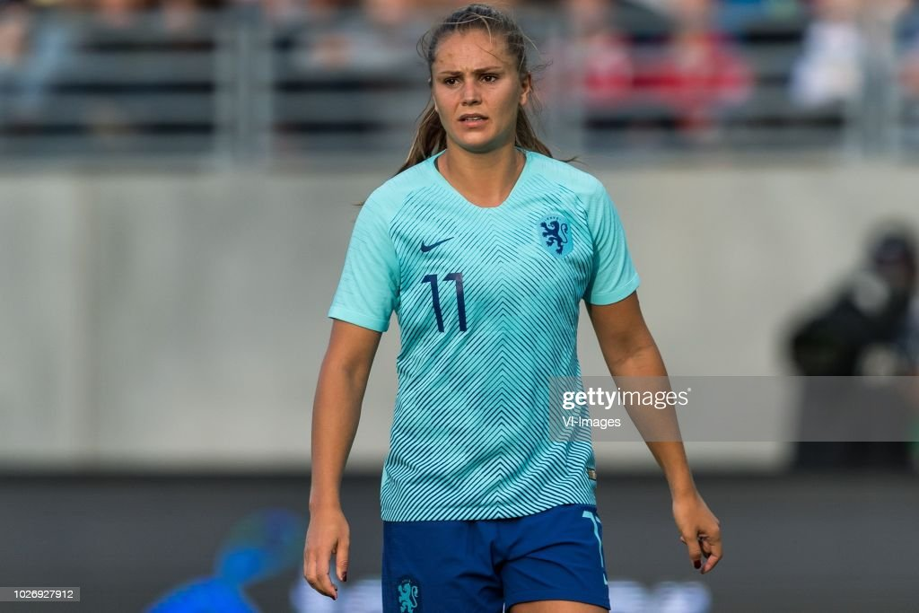 """FIFA Women's World Cup 2019 qualifying group 3""""Women: Norway v The Netherlands"""" : News Photo"""