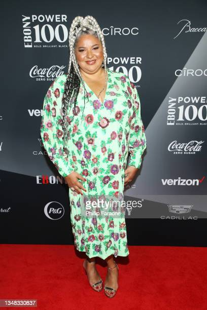 Liesl Tommy attends the 2021 Ebony Power 100 Presented By Verizon at The Beverly Hilton on October 23, 2021 in Beverly Hills, California.