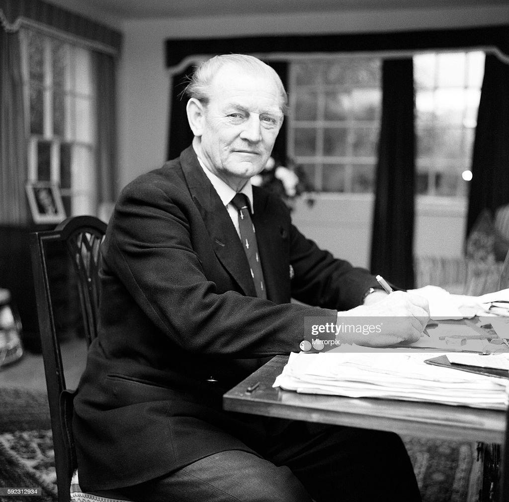 Jack Churchill : News Photo
