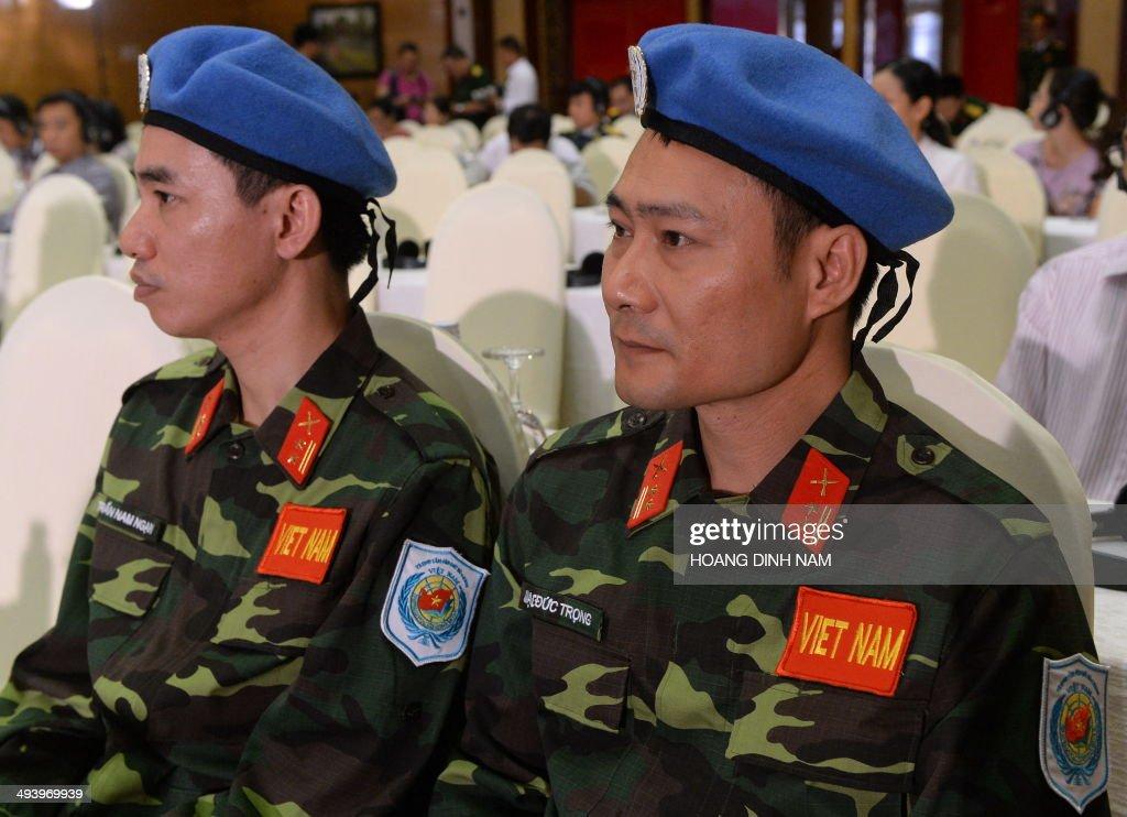 VIETNAM-UN-DIPLOMACY : Nachrichtenfoto